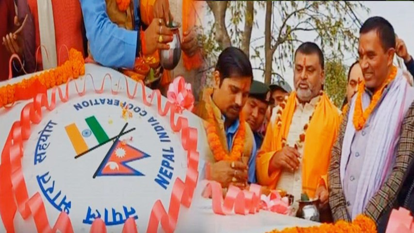 India gifts Non Stop Ambulance Service to Nepal, WATCH VIDEO | Oneindia News