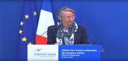 Conclusions des assises nationales du transport aérien