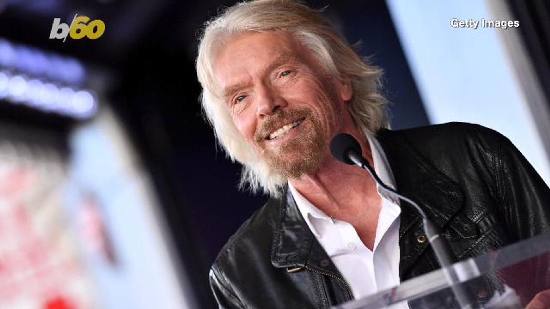 How to Ask For More Vacay Time, According to Richard Branson