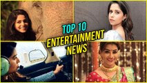 Top 10 | Weekly Wrap | Entertainment News | Rampaat, Pooja Sawant,