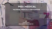 Midi Médical - Matériel médical et orthopédie à Beausset
