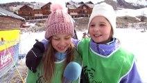 D!CI TV : les petits Gardois en vacances au ski à Vars