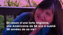 À cause d'une forte migraine, une femme oublie 38 ans de sa vie !