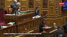 Le Sénat s'oppose à une nationalisation des autoroutes - Les matins du Sénat (11/03/2019)