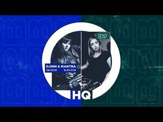 Djinn B2B Mantra Live From #DJMagHQ