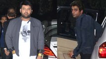 Kapil Sharma & Sunil Grover attend Salman Khan's family Party together| FilmiBeat