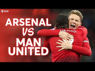 Arsenal vs Manchester United PREMIER LEAGUE PREVIEW