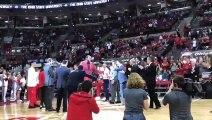 Ohio State célèbre Greg Oden