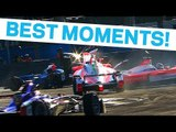 Formula E's Best Moments | Excitement, Controversy And Carnage!
