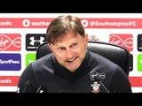Southampton 2-1 Tottenham - Ralph Hasenhuttl Full Post Match Press Conference - Premier League