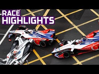Bonkers In Honkers! Race Highlights - 2019 HKT Hong Kong E-Prix