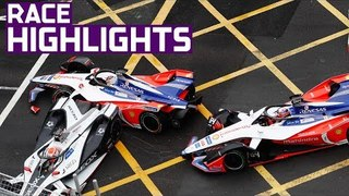 Bonkers In Honkers! Race Highlights - 2019 HKT Hong Kong E-Prix