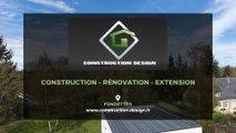 Construction Design, rénovation, construction et extension à Fondettes