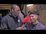 Mikey Garcia REACTION Shawn Porter SD WIN vs Yordenis Ugas