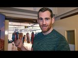 Boxing Cribs: David Price takes us around the legendary Rotunda gym