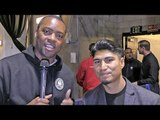 MIKEY GARCIA: Errol Spence Reminds Me of MYSELF!