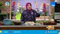 """طريقة عمل الأكلة الأردنية """"المسخن"""" مع الشيف غادة مصطفى"""