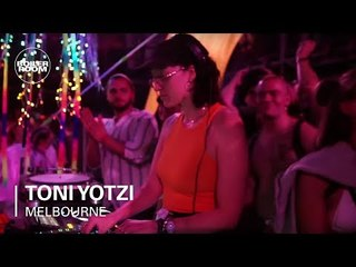 Toni Yotzi | Boiler Room x Pitch Festival