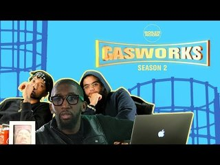 Specs Gonzalez On Conspiracy Theories & Robbing His Own House | GASWORKS