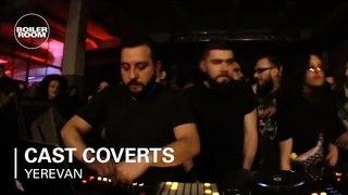 Cast Coverts   Boiler Room Yerevan