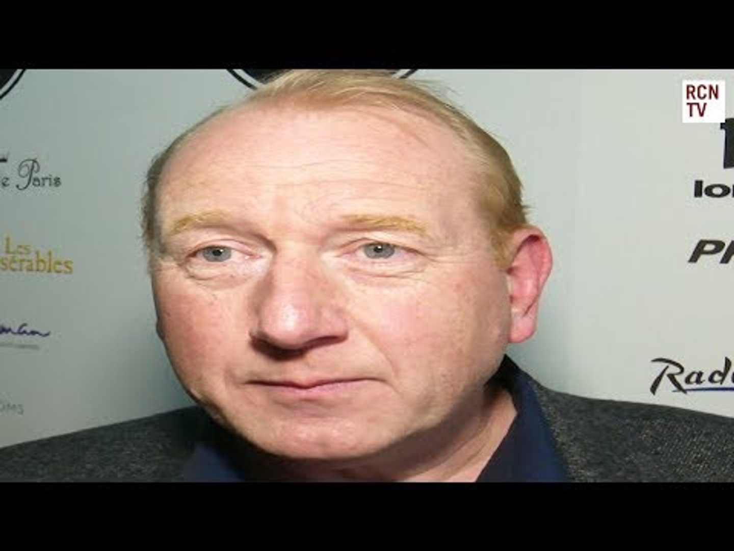 Adrian Scarborough Interview What's On Stage Awards 2019