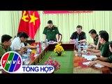 THVL | Chỉ huy trưởng Bộ Chỉ huy quân sự tỉnh Vĩnh Long kiểm tra công tác tuyển quân