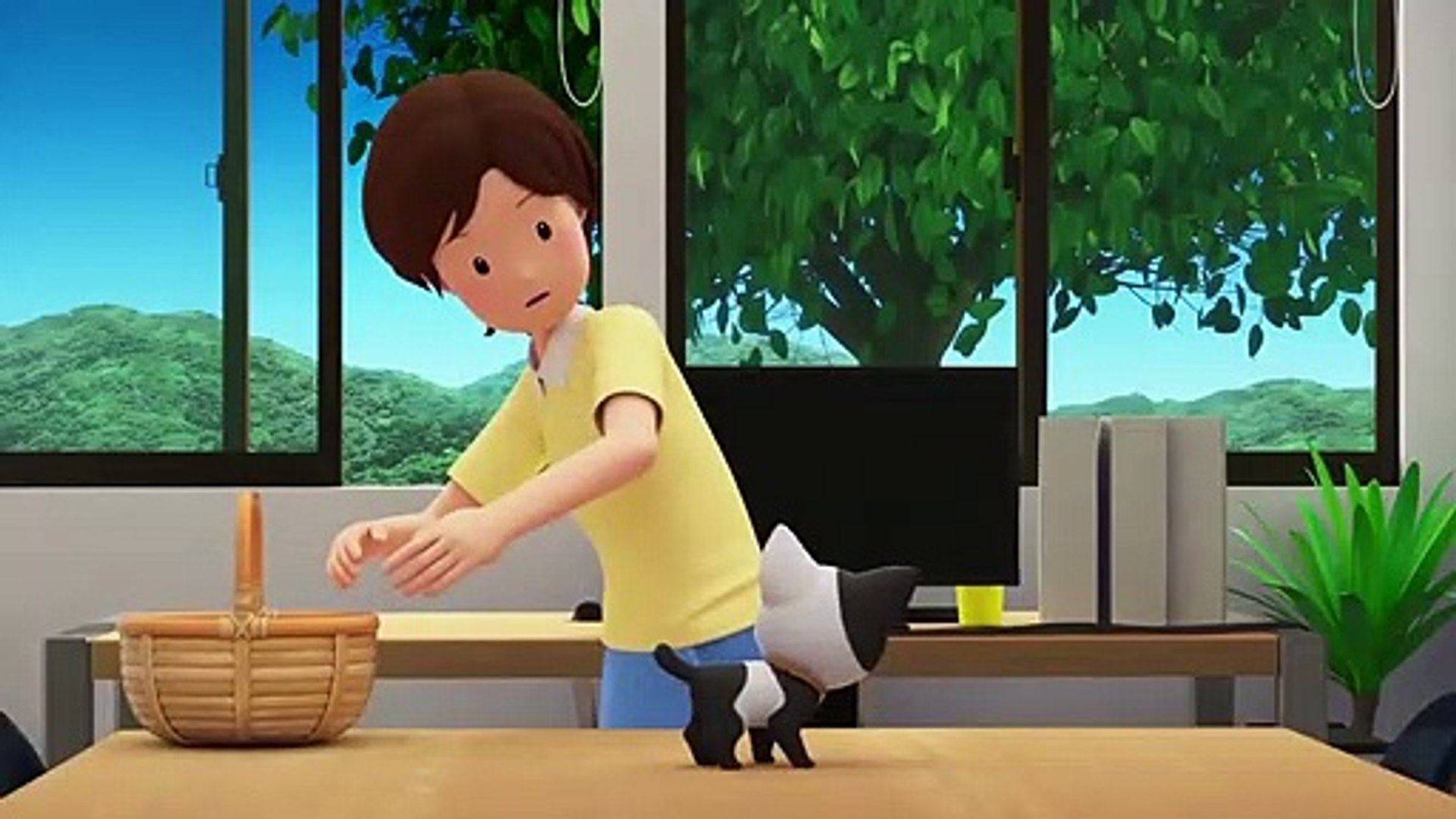 Chi's Sweet Adventure Episode 23 Come-Comes Answer