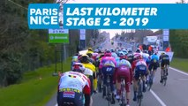 Last Kilometer / Dernier kilomètre - Étape 2 / Stage 2 - Paris-Nice 2019
