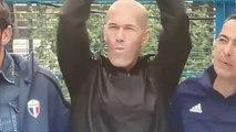 Football - Zinédine Zidane revient à Madrid / El Entrenador del Real Madrid sera Zinédine Zidane