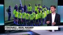 Football : Zinédine Zidane de retour à Madrid ?