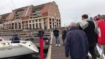 Actus : Un nouveau ponton pour la plaisance à Dunkerque - 11 Mars 2019