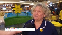 Kim Fowler A Clinical Nurse Working For Marie Curie!