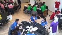 Rendez-vous dans l'entreprise Thuasne pour le concours «Hackathon pour l'innovation» soutenu par la Fondation Crédit Agricole