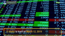 Trade Setup for Tuesday: 5 stocks to track on March 12