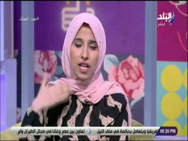 ست الستات - المطربة إسراء الخطيب : أنمي موهبتي اثناء الدراسة و اؤدي نشاطات مسرحية