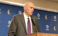 Rick Carlisle reflects on the loss to Houston