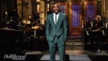 'SNL' Rewind: Idris Elba Hosts, R. Kelly and Michael Jackson Allegations Satirized | THR News