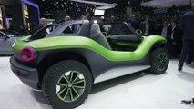 Le concept-car Volkswagen ID. Buggy se met à l'ère de la mobilité électrique