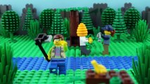 LEGO City Jungle Explorer Fail STOP MOTION LEGO Panther Brick Building | LEGO City | By Billy Bricks
