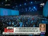 صالة التحرير-صلاح فوزي:هناك اهتمام عالمي بدفع الرئيس السيسي لفتاة من ذوي الاحتياجات الخاصة بالمنتدي