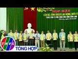THVL | UBND tỉnh họp mặt cán bộ, công nhân Công ty cổ phần Công trình công cộng Vĩnh Long