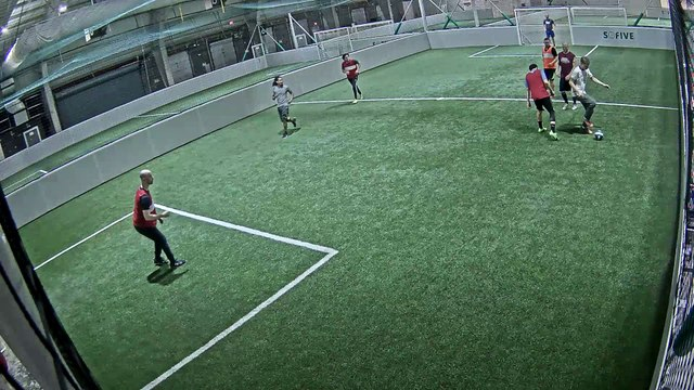 03/12/2019 00:00:01 - Sofive Soccer Centers Rockville - Anfield