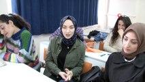 Fen Edebiyat Fakültesi'nde 30 kişilik sınıfın tek erkek öğrencisi