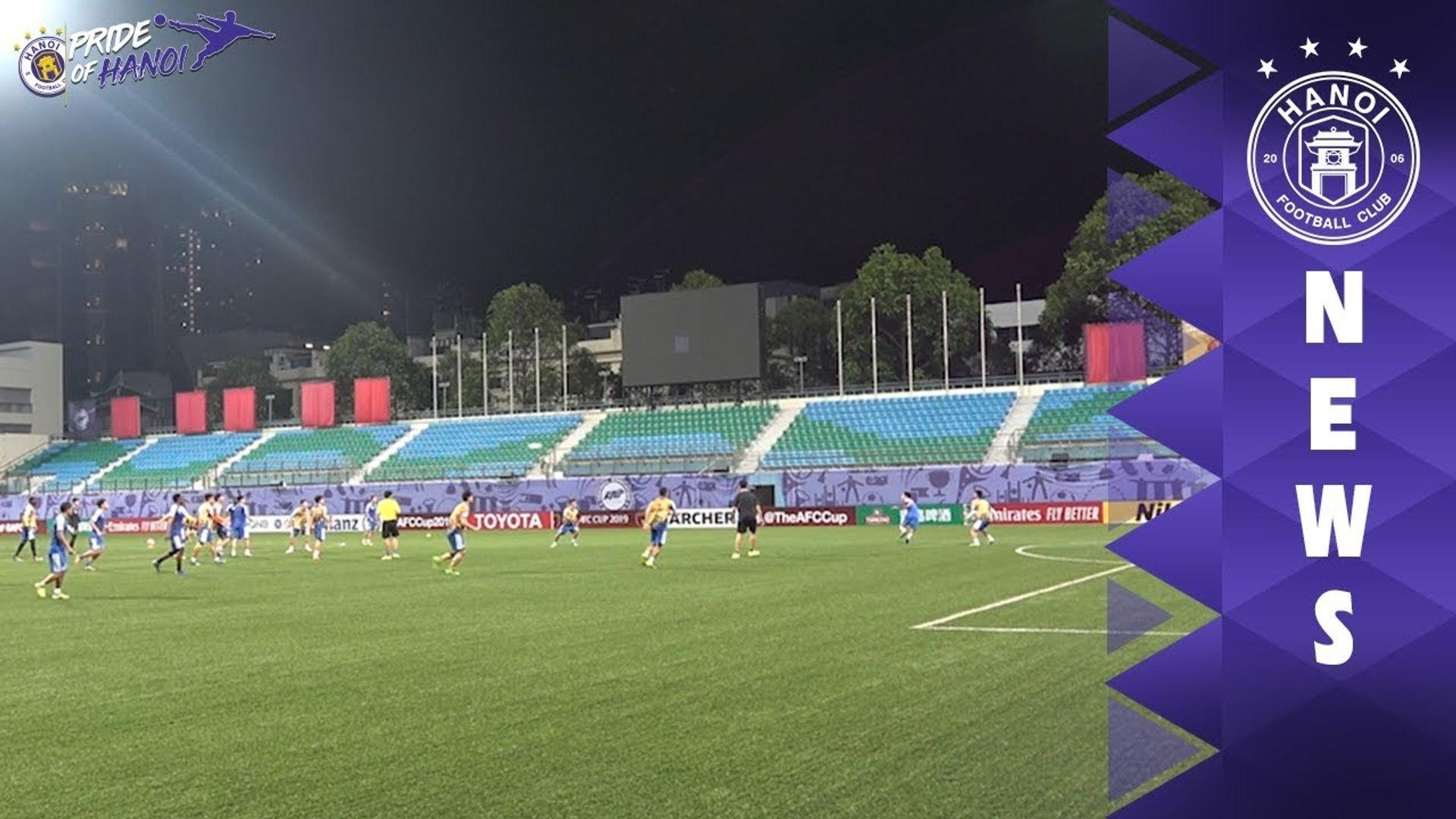 Toàn cảnh SVĐ Jalan Besar - Địa điểm tổ chức trận đấu giữa Tampines Rovers và Hà Nội | HANOI FC