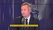 """Algérie : 'Il y a un espoir qui se lève [...] la France n'est pas dans l'indifférence, ni dans l'ingérence"""", estime Jean-Baptiste Lemoyne, Secrétaire d'Etat auprès du Ministre de l'Europe et des Affaires Etrangères"""