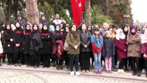 İstiklal Marşı Şairi Mehmet Akif Ersoy kabri başında anıldı