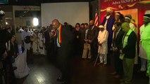 Az etióp légikatasztrófa áldozataira emlékeztek