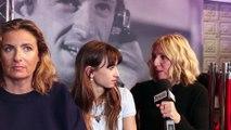 Mon Bébé : Rencontre avec la réalisatrice  Lisa Azuelos et ses actrices Sandrine Kiberlain et Thaïs Alessandrin