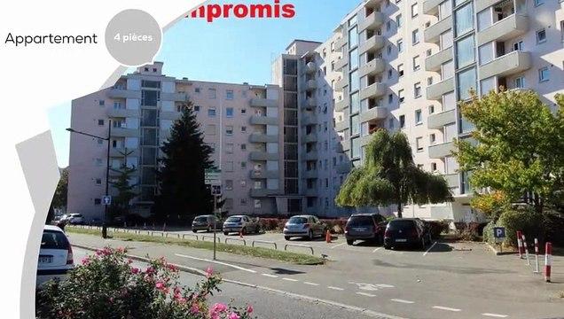 A vendre - APPARTEMENT - MULHOUSE (68200) - 4 pièces - 73m²