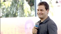 Girls Student ask Rahul Gandhi, answer Why you Hugged PM Modi |Oneindia News